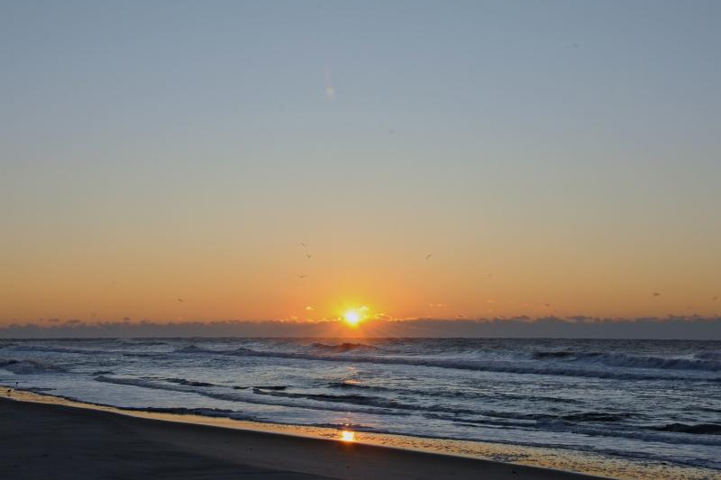 Atlantic Beach Sunrise 20091127