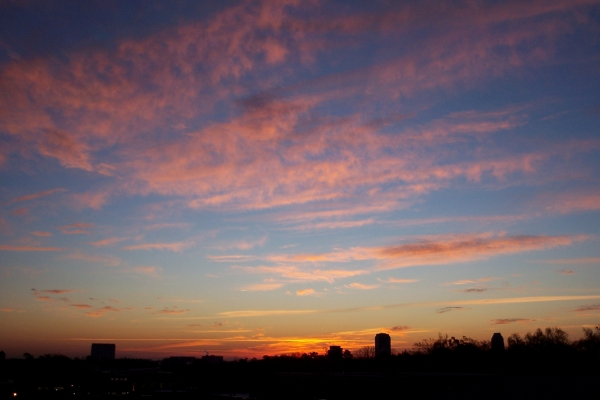 Raleigh Sunrise 20061206