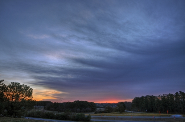 Cary Sunrise 20091212