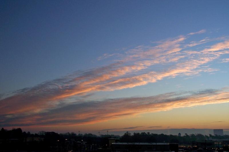 Raleigh Sunrise 20051219