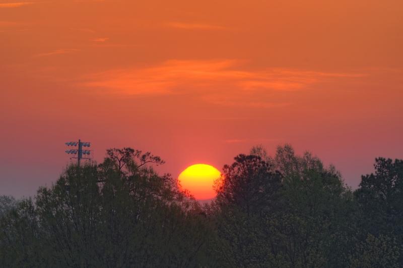Raleigh Sunrise 20100402
