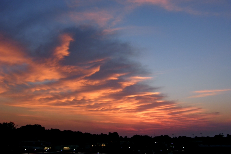 Raleigh Sunrise 20090518