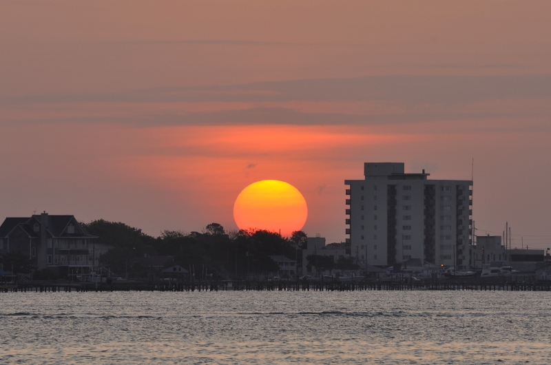 Atlantic Beach Sunrise 20100530
