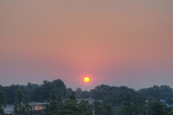 Raleigh Sunrise 20100627