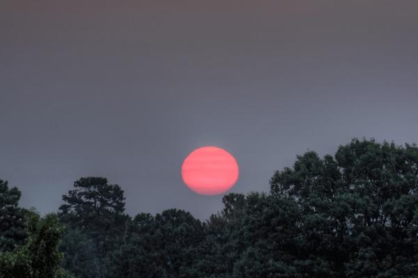 Raleigh Sunrise 20100707