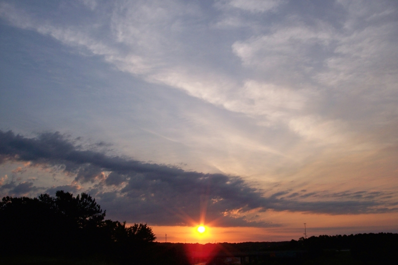 Cary Sunrise 20060521