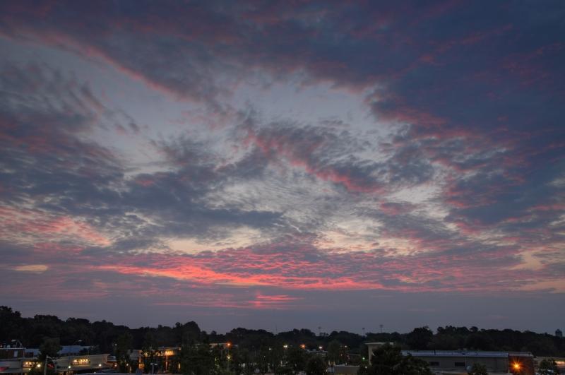 Raleigh Sunrise 20100731