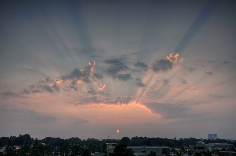 Raleigh Sunrise 20100828