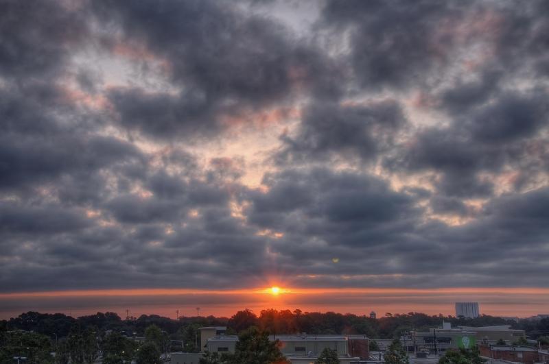 Raleigh Sunrise 20100907