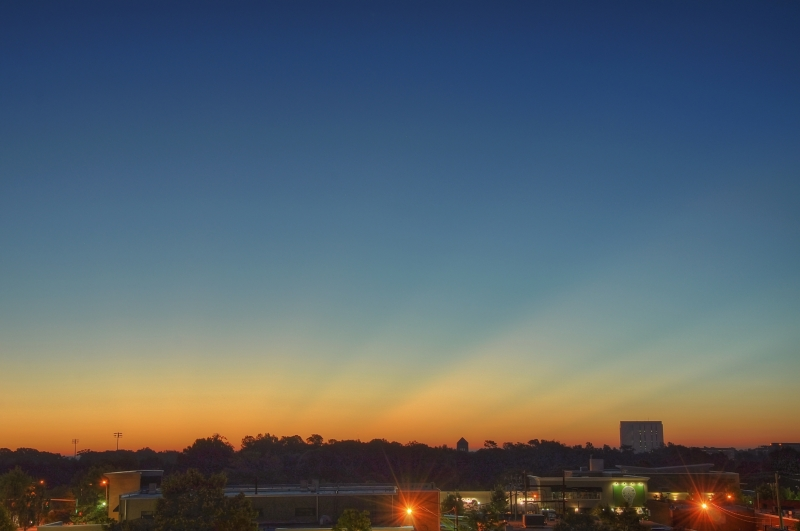 Raleigh Sunrise 20100909