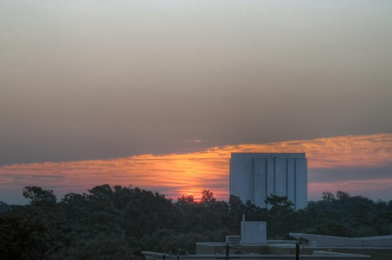 Raleigh Sunrise 20101012