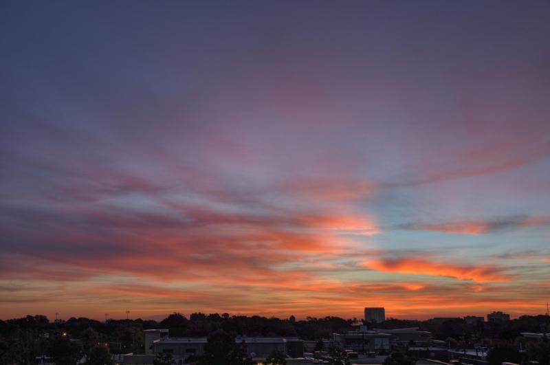 Raleigh Sunrise 20101024