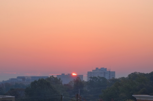 Raleigh Sunrise 20101105