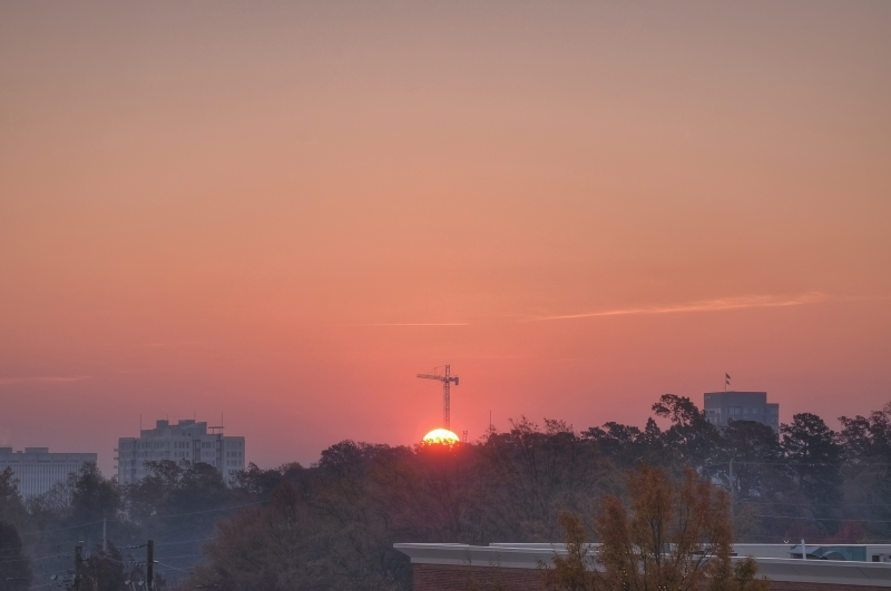 Raleigh Sunrise 20101121