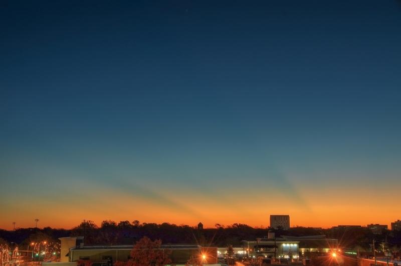 Raleigh Sunrise 20101124