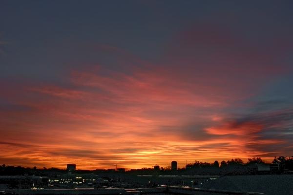 Raleigh Sunrise 20071201