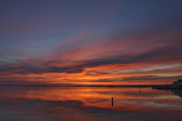 Atlantic Beach Sunrise 20110115