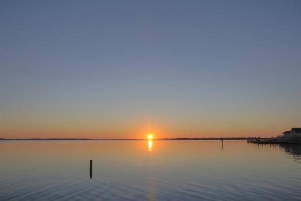 Atlantic Beach Sunrise 20110116