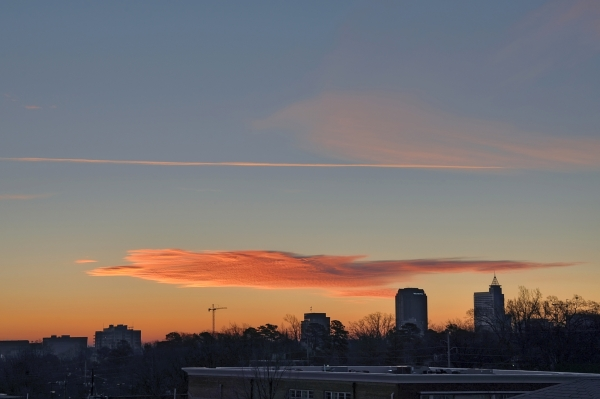 Raleigh Sunrise 20110123