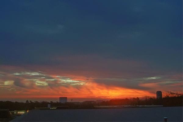 Raleigh Sunrise 20050126