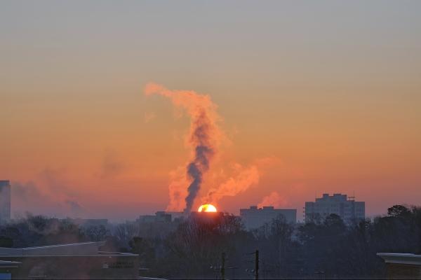 Raleigh Sunrise 20110211