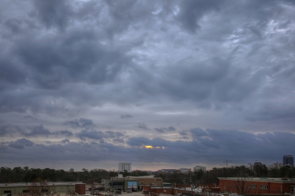 Raleigh Sunrise 20110225