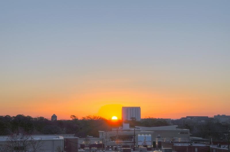 Raleigh Sunrise 20110301