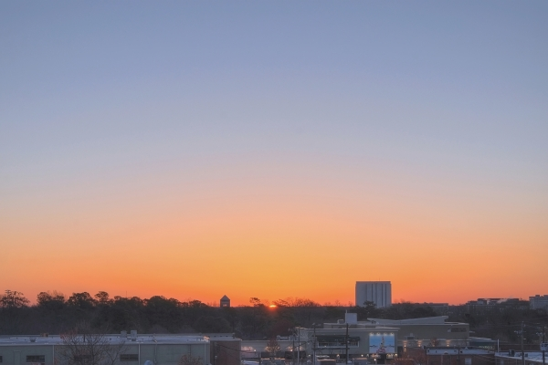 Raleigh Sunrise 20110308