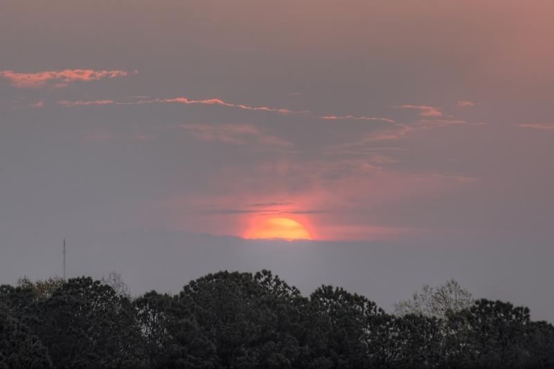 Raleigh Sunrise 20110322