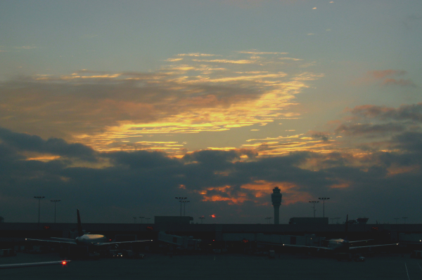 Atlanta Sunrise 20110323