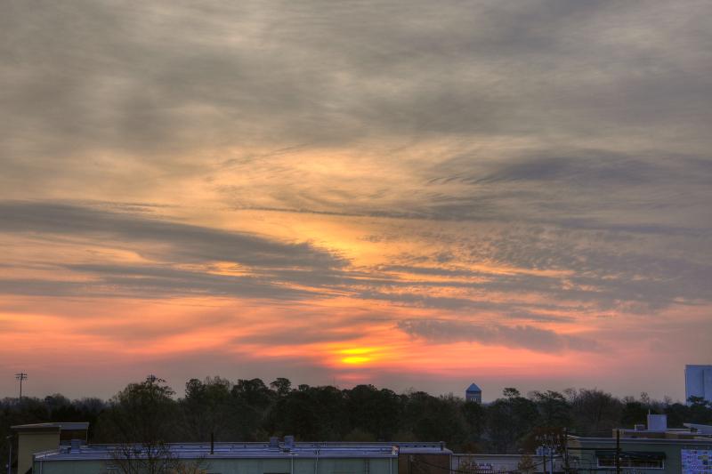 Raleigh Sunrise 20100325