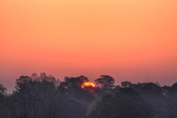 Raleigh Sunrise 20110329
