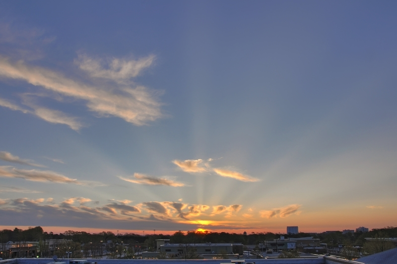 Raleigh Sunrise 20100331