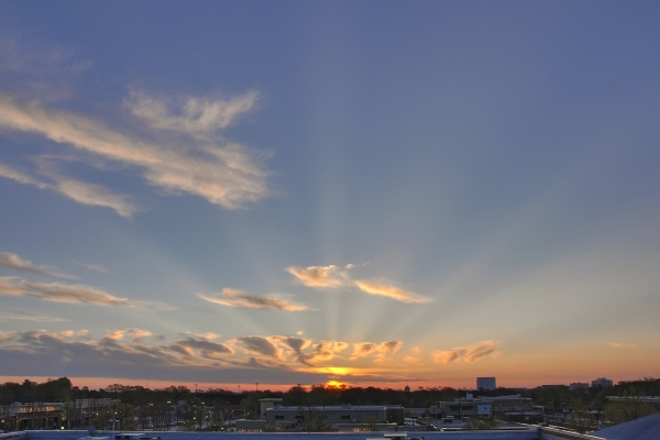 Raleigh Sunrise 20100331