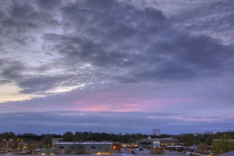 Raleigh Sunrise 20110401