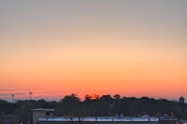 Raleigh Sunrise 20110402