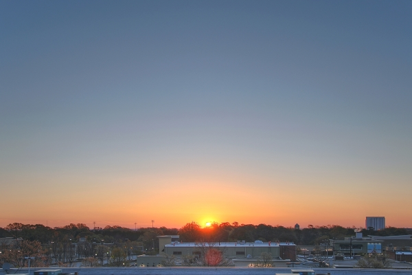 Raleigh Sunrise 20110403