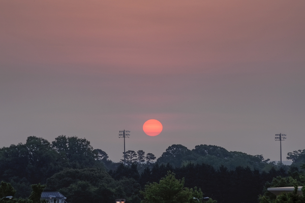 Raleigh Sunrise 20110501