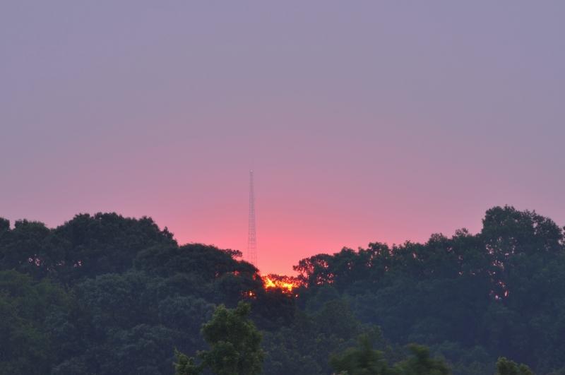 Raleigh Sunrise 20110512