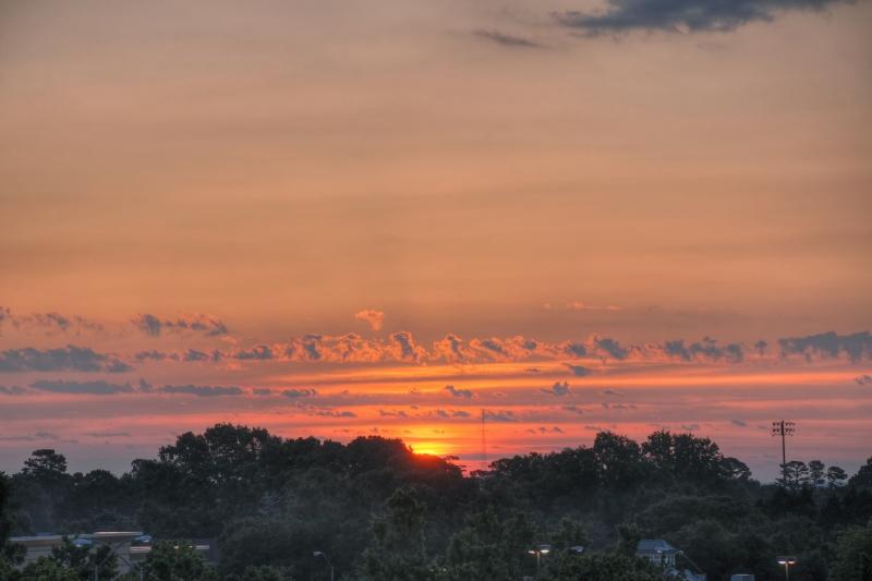Raleigh Sunrise 20110516