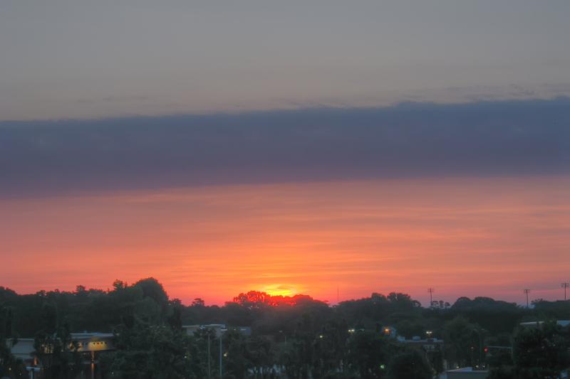 Raleigh Sunrise 20110522