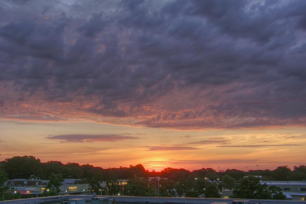 Raleigh Sunrise 20110603