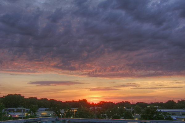 Raleigh Sunrise 20110603