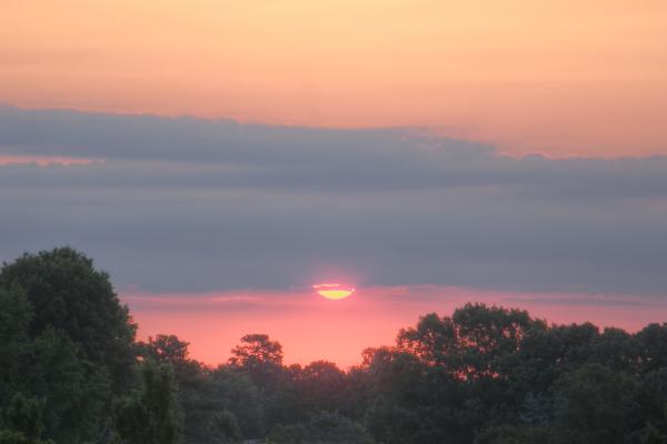 Raleigh Sunrise 20110615
