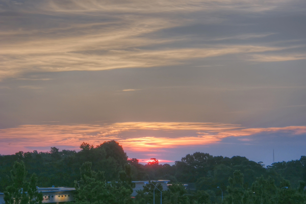 Raleigh Sunrise 20110620