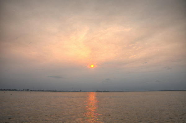 Atlantic Beach Sunrise 20110702