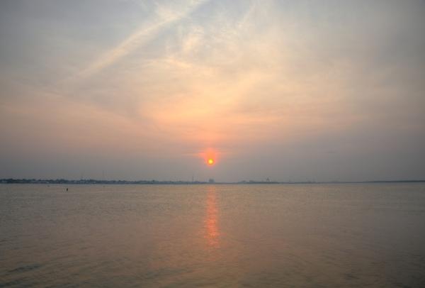 Atlantic Beach Sunrise 20110703