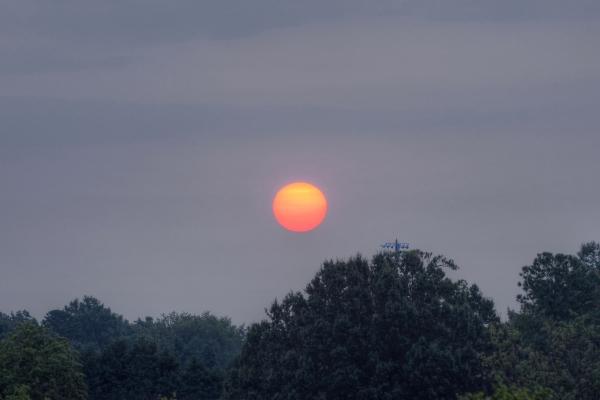 Raleigh Sunrise 20110902