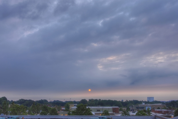 Raleigh Sunrise 20110903