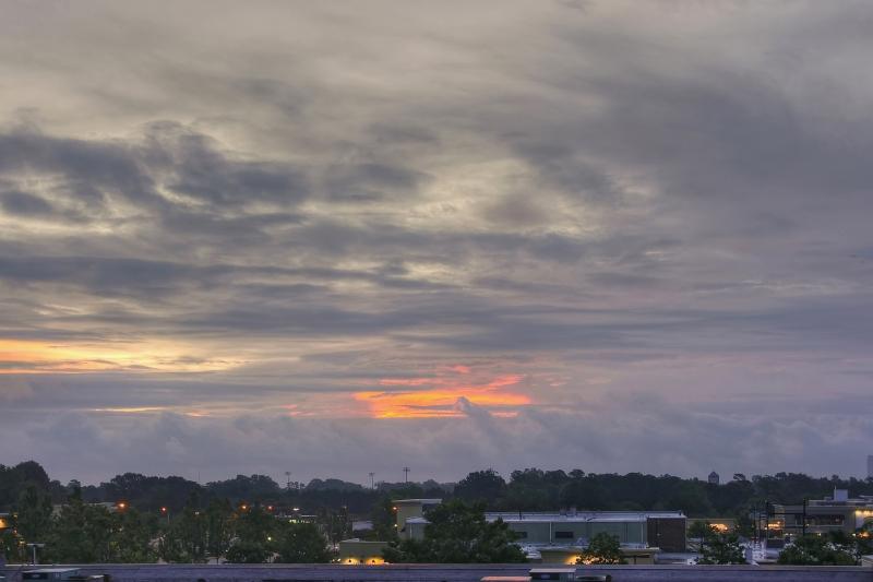 Raleigh Sunrise 20110907